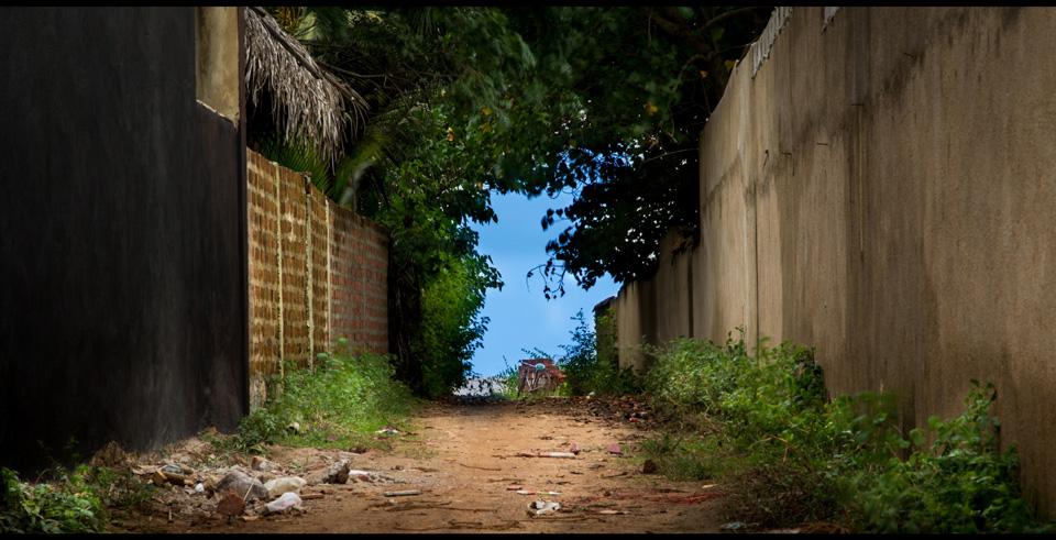 Alleyway-Bicycle-Border