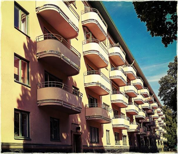 Balconies In Symmetry