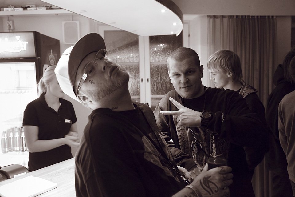 Phonetik & Prop Dylan At Englaporten Sundsvall