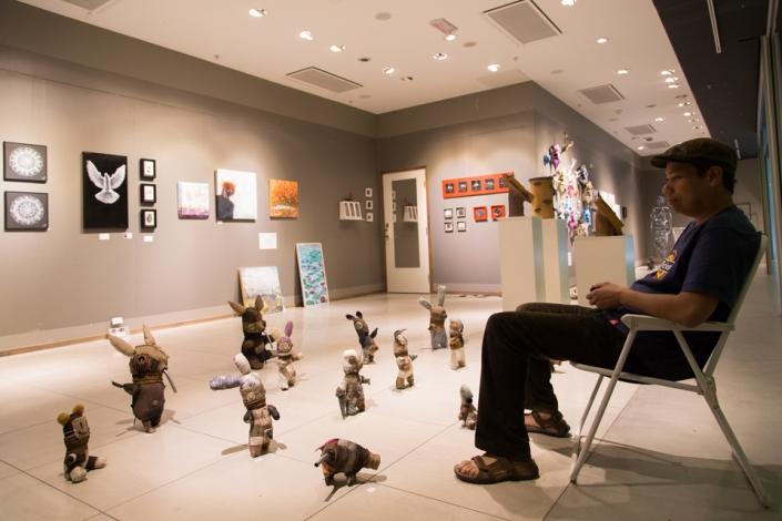 Utställning IN-Gallerian Sundsvall Jimmy Lilja