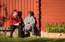 Utställning Närpes Finland